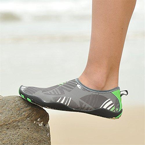 piedi da da Scarpe da fitness Scarpe uomo trekking donna Scarpe da sub Scarpe Scarpe spiaggia da nuoto da acqua da Scarpe a Scarpe A da snorkeling da da uomo 0061wqP