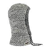Burton Women's Shireton Hood, True Black/Stout White, One Size