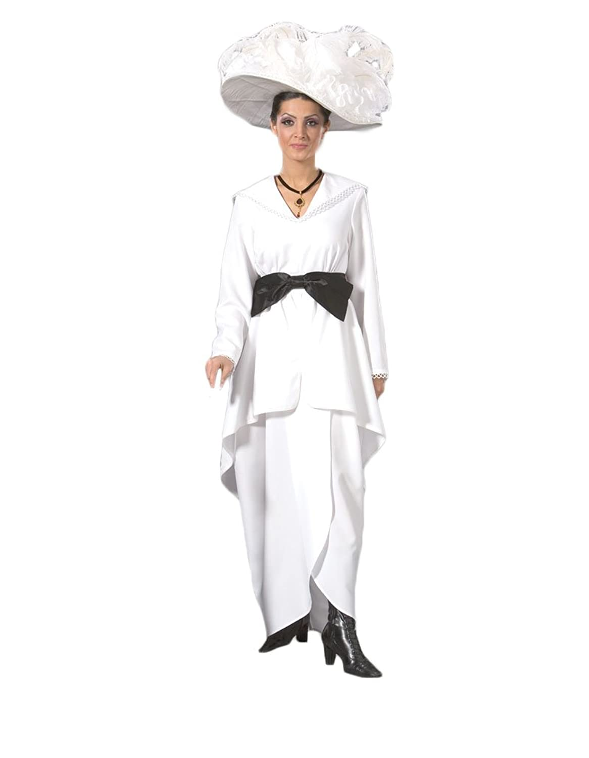 Edwardian Costumes – Cheap Halloween Costumes Womens Royal Ascot Dress Theater Costume $199.99 AT vintagedancer.com