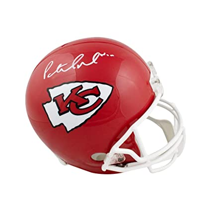 421ed4d1ffd Image Unavailable. Image not available for. Color: Patrick Mahomes  Autographed Kansas City Chiefs Full-Size Football Helmet JSA COA