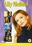 Ally McBeal: Season 4,Part 1 [Region 2, PAL Import] by Twentieth Century Fox