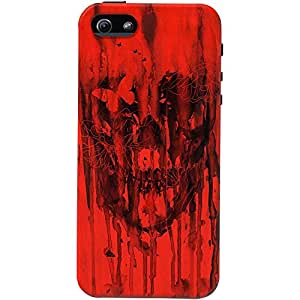 DailyObjects Birth of Oblivion Red Case For iPhone 5/5S