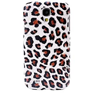 LIMME ships in 48 hours Leopard Pattern Plastic Hard Case Cover for Samsung Galaxy S4 I9500