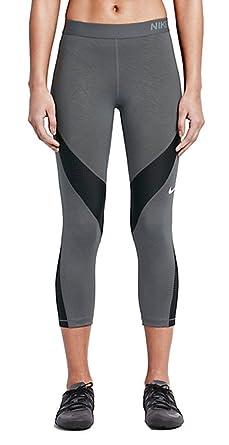 Nike PRO Hypercool Palm Capri Leggings per Donna, Donna