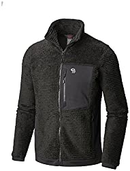 Mountain Hardwear Monkey Man Jacket - Men's Black Medium