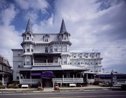 Photo: Grand Victorian Home,Cape May,New Jersey,NJ,Carol - Cape May Victorian