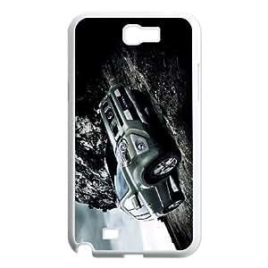 Nissan Xtrail Samsung Galaxy N2 7100 Cell Phone Case White pjiy