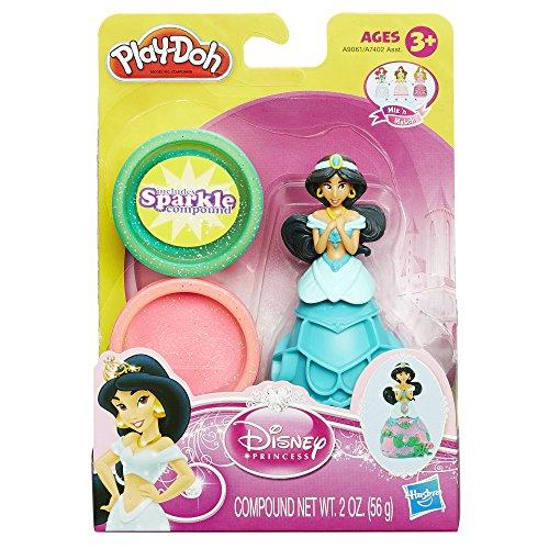 Play-Doh Mix 'n Match Figure Featuring Disney Princess Jasmine