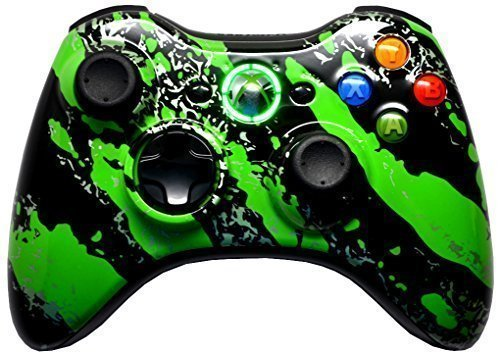 Modded Xbox 360 Controller ()