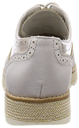 s.Oliver Women's 23651 Brogues Beige (Nude Comb) outlet cheap price rvHr1fHMY