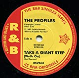 Take A Giant Step / Up In Smoke - The Profiles / Johnny Appalachian 7
