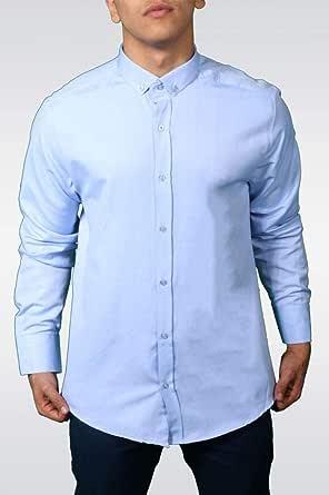 Blue Sky shirt Neck shirts For Men