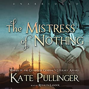 The Mistress of Nothing Audiobook