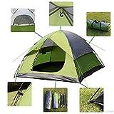 Felji 2-3 Person/Man 1 Room Waterproof Camp Quick Tent