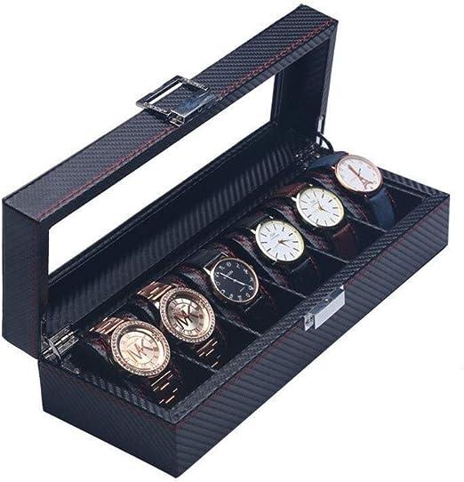 BHHT Reloj de Manera Creativa de Almacenamiento de Caja por ...