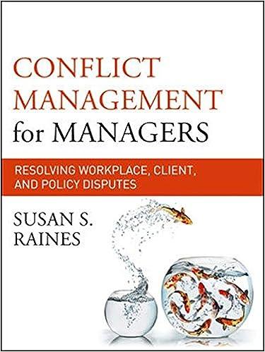 conflict management skills pdf