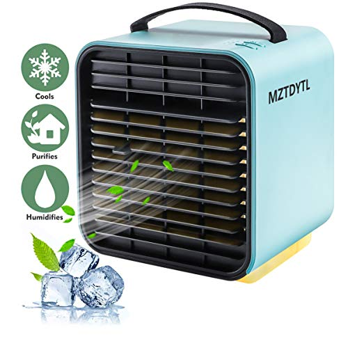 portable air conditioner fan - 9