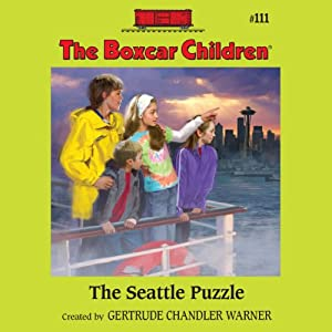 The Seattle Puzzle Audiobook