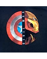 Captain America Civil War Shirt Marvel