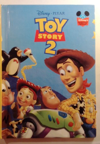 Toy Story 2 (Disney's Wonderful World of (Pixar Animation Studios)
