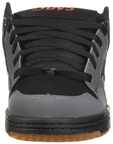 Scarpe DVS MOD.Enduro 125 Charcoal Black Nubuck Skate -43