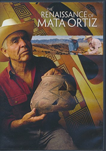 Juan Ortiz Mata Quezada (Renaissance of Mata Ortiz, Chihuahua and the art of Juan Quezada Paquime ceramics and the art of Diego Valles (2011 DVD))