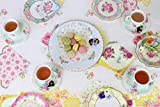 Talking Tables TS6-VINTAGE-PLATE Truly Scrumptious