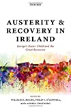 img - for Austerity and Recovery in Ireland: Europe's Poster Child and the Great Recession book / textbook / text book