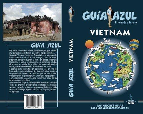 Vietnam (GUÍA AZUL): Amazon.es: Mazarrasa, Luis, Sanz, Javier: Libros