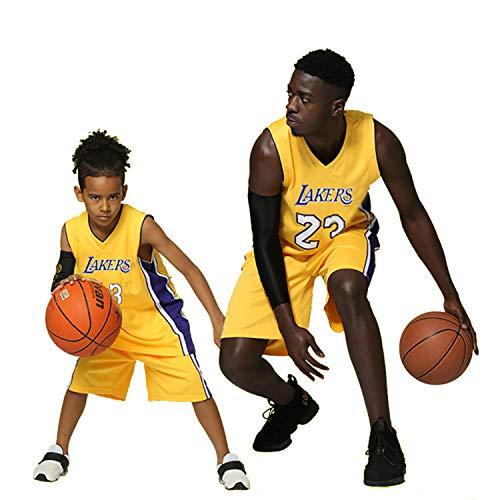 los angeles acquisto economico sito affidabile XCR Bambini Ragazzi Ragazze Uomo Adulto NBA Lebron James #23 LBJ ...