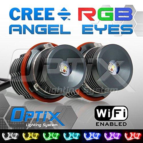 Bmw angel eyes e60-3142