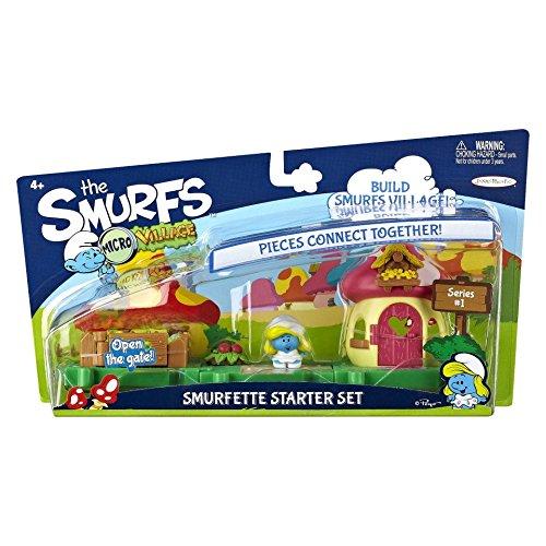 lage Figure Starter Set - Smurfette ()
