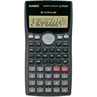Casio #FX-570MS 2-Line Display Scientific Marix Vector Calculations Calculator