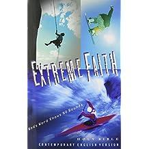 Extreme Faith Youth Bible-CEV