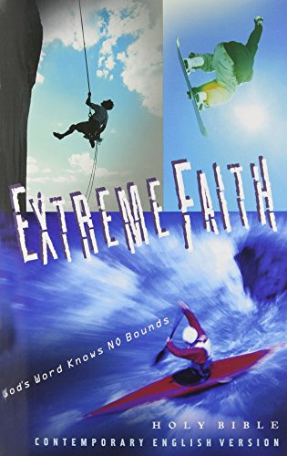 Extreme Faith  Bible: Contemporary English - In Outlet Mall Texas Houston