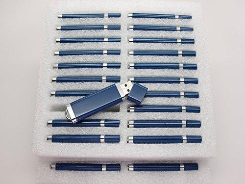 50 4 GB Flash Drive - Bulk Pack - USB 2.0 Snapcap Design in