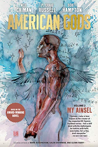 Pdf Graphic Novels American Gods Volume 2: My Ainsel