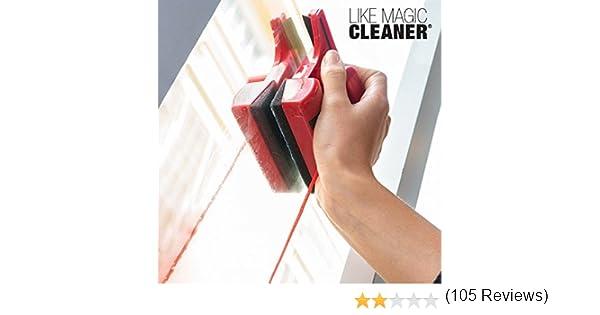 Limpia Cristales Magnético Like Magic Cleaner: Amazon.es: Hogar