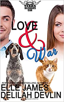 Love & War: Volume 4 (Texas Billionaires Club)