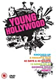 Young Hollywood Collection - Knocked Up / A Knights Tale / 40 Days 40 Nights / 13 Going On 30 / Geor