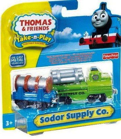 Thomas the Train: Take-n-Play Sodor Supply Co.