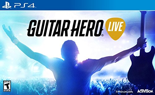 Guitar Hero Live - PlayStation - Playstation Guitar For Hero 4