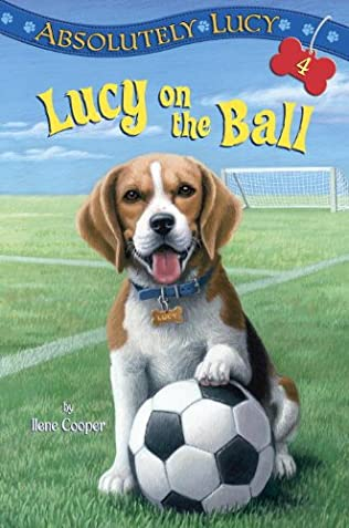 book cover of Lucy on the Ball