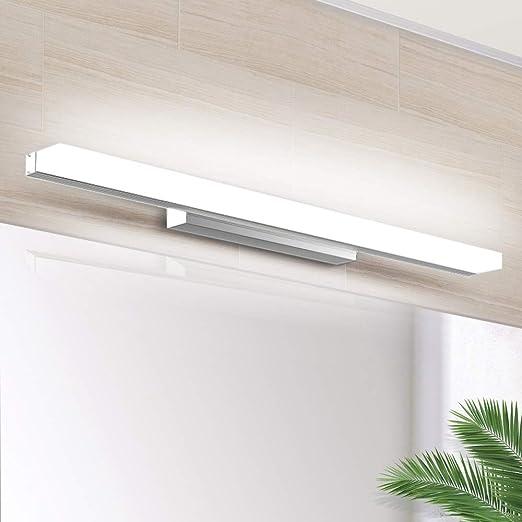 applique lampe luminaire LED salle de bain//cuisine 220v 6W 30cm X 10 cm NEUF