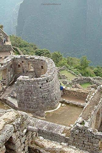 Download Machu Picchu Temple of the Sun Maya Ruins in Peru Journal: Take Notes, Write Down Memories in this 150 Page Lined Journal pdf