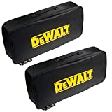 DeWalt Replacement (2 Pack) Tool Bag Works with DW304P # N128454-2pk by BLACK+DECKER