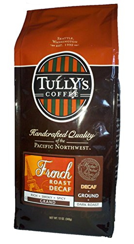 tullys french roast coffee - 6