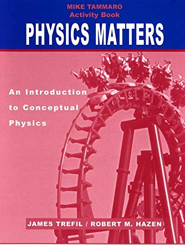 Activity Book Physics Matters 1e