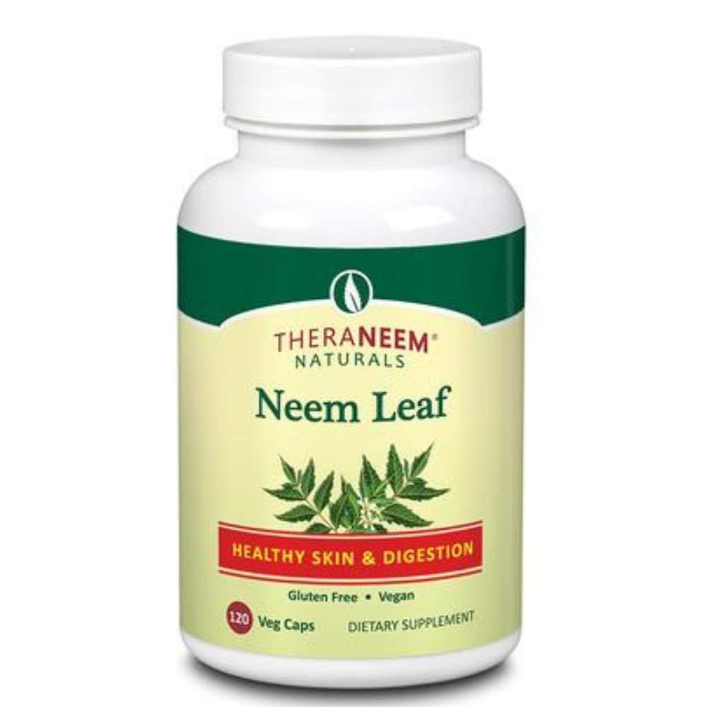 Theraneem, Organic Neem Leaf Veg Capsules | 120 Count