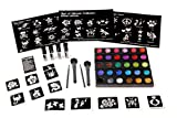 Glimmer Body Art Temporary Tattoo Pro Business Kit